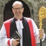 Rt Rev's Richard Jackson Bishop of Lewes